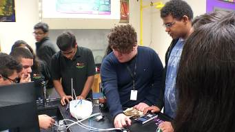 Sachse Students Create Water Filter System for Africa