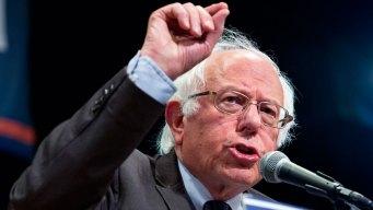Bernie Sanders Says He'll Vote for Clinton