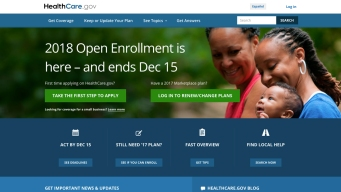 'Obamacare' Sign-Ups Top 600K in First Week
