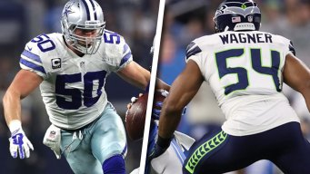 While Wagner Leads Seattle D, Lee Finds New Role for Cowboys