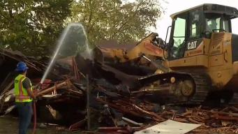 City Demolishes Home Where Shavon Randle Was Found Dead