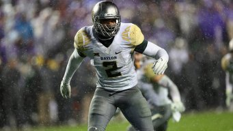 Acquitted of Sexual Assault, Baylor's Oakman Looks to NFL