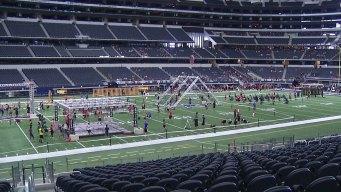 Spartan Races Make a Stop at AT&T Stadium