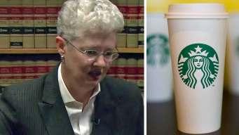 Starbucks Sued Over Hand Burn