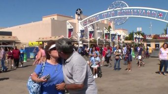 Couple Returns to Fair 50 Years Later