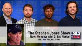 Stephen Jones on Beating Giants, Strong D