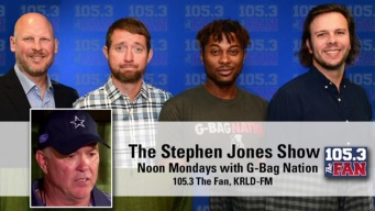 Cowboys Win, Zeke's Touches and Vander Esch: The Stephen Jones Show