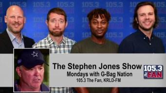 Stephen Jones Addresses Cowboys' Struggling Offense