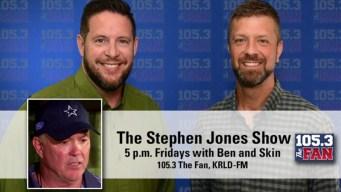 Stephen Jones Show - Nov. 2, 2018