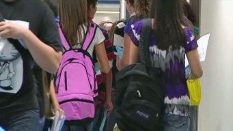 Easing Back To School Jitters