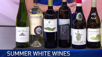 Expert Offers Summer Wine Advice