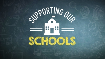 "Final Push For ""Supporting Our Schools' School Supply Drive"