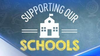 'Supporting Our Schools' Aims to Help Students Succeed