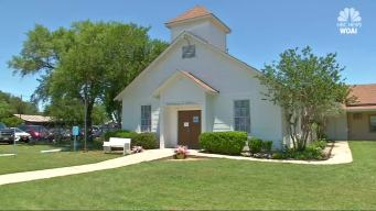 Sutherland Springs Church Begins to Rebuild