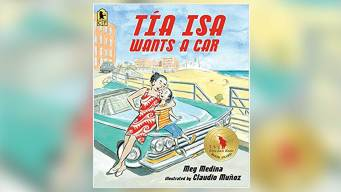 Book of the Week: 'Tia Isa Wants a Car'