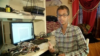 Defamation Lawsuit Filed for 'Clock Teen' Ahmed Mohamed