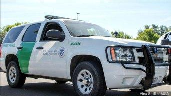 Border Patrol Investigates Chase, Fatal Wreck