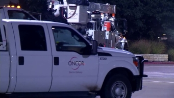 90,000 Remain Without Power at 11:30 a.m.: Oncor