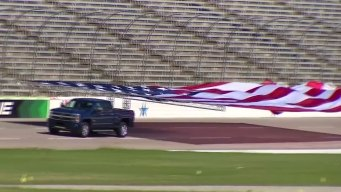 Record Breaking Flag Pull at TMS