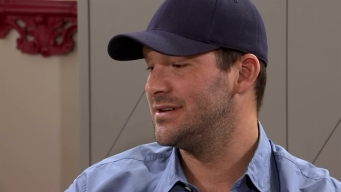 Romo Talks Football, Injuries and Upcoming Season