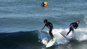 Surf Instructor Harasses Women During NBC Shoot