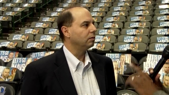 Newy Scruggs and Brad Townsend Talk Mavs