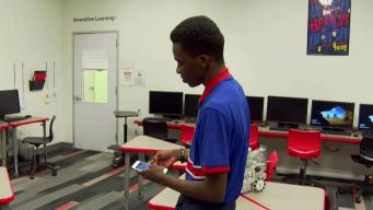 TXCU: North Texas High School Student Develops New App