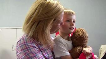 Boy Reunited With Teddy Bear Lost at Love Field
