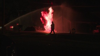 5 Workers Hurt in Houston-Area Natural Gas Line Explosion