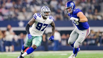 Newy: Taco Charlton's Time Ends With Him Being Called 'Soft'