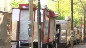 Food Trucks Gaining Popularity, Customers in Victoria