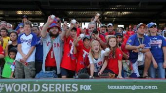Rangers Reveal Fan Fest Schedule