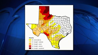 No Drought in North Texas: Officials