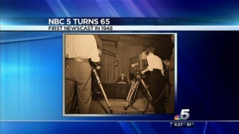 Texas And Channel 5: Then & Now