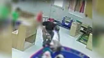 Texas Day Care Abuse Caught on Camera