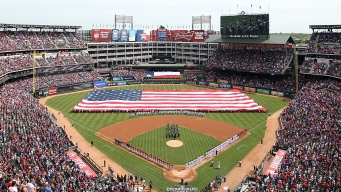'It's Time': Rangers Open 2017 Season in Arlington