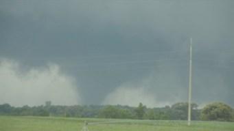 Texas Thunder Truck Captures Tornado on Camera
