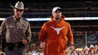 'A Long 2 Years,' and Texas Back Contending for Big 12 Title