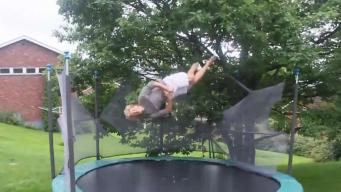 Trampolines Are Among the Most Dangerous Rec Activities