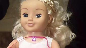 Consumer Group Warns of Doll's Internet Connectivity Risks