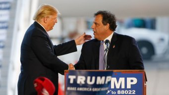 Chris Christie to Lead Donald Trump Transition Team