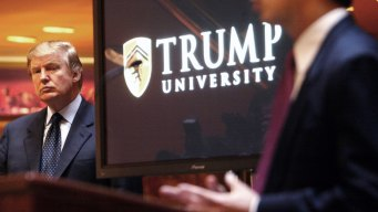 Trump's Attorneys Oppose Unsealing Documents In Trump University Case