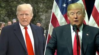 Trump Blasts FBI an Hour Before Graduation Speech