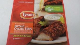 Tyson Foods Recalls Nearly 12 Million Pounds of Chicken