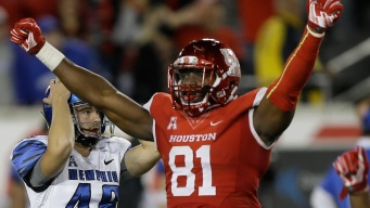 Cowboys Interested in Pass Rusher from Tyler: Report