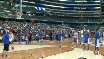 Arlington Ready for Final Four Weekend