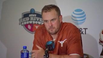 Coach Herman Talks of Texas Win