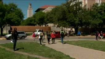 University of Texas Fraternity Closes Over Hazing Claims