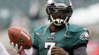 Report: Vick a Question Mark for Cowboys Game
