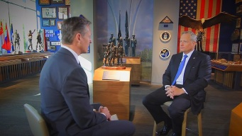 Raw Video: Brian Curtis Sits Down with Ross Perot, Jr.